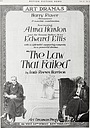 Фильм «The Law That Failed» (1917)