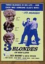 Фільм «Three Blondes in His Life» (1961)