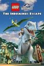 Серіал «Lego Світ Юрського періоду: Втеча Індомінуса» (2016)