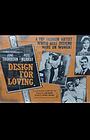 Фільм «Design for Loving» (1962)
