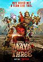 Сериал «Майя и три воина» (2021)