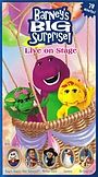 Фильм «Barney's Big Surprise» (1998)