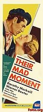 Фільм «Their Mad Moment» (1931)