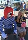 Фильм «Clown and Girl» (2016)