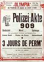 Фільм «Уголовное дело 909» (1933)