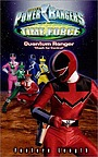 Фільм «Power Rangers Time Force - Quantum Ranger: Clash for Control» (2001)