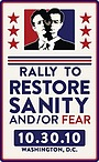 Фільм «The Rally to Restore Sanity and/or Fear» (2010)
