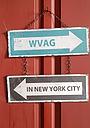 Фильм «WVAG in New York City» (2001)