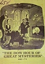 Сериал «Dow Hour of Great Mysteries» (1960)