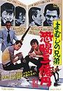 Фильм «Mamushi no kyôdai: kyôkatsu san-oku-en» (1973)