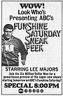 Фильм «ABC Funshine Saturday Sneak Peek» (1974)