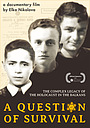 Фільм «A Question of Survival: Three Bulgarian Jews and the Holocaust (part 1)» (2021)