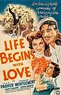 Фільм «Жизнь начинается с любви» (1937)