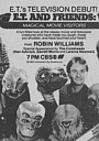 Фільм «E.T. and Friends: Magical Movie Visitors» (1982)
