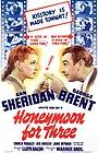 Фільм «Медовый месяц на троих» (1941)