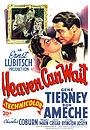 Фильм «Небеса могут подождать» (1943)