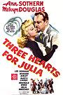 Фильм «Три сердца для Джулии» (1943)