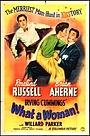 Фильм «What a Woman!» (1943)