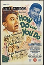Фільм «How DOooo You Do» (1945)