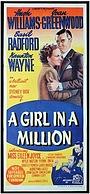 Фільм «Девушка на миллион» (1946)