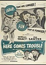 Фільм «Here Comes Trouble» (1948)