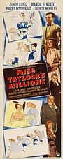 Фильм «Миллионы мисс Татлок» (1948)