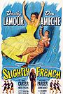 Фильм «Slightly French» (1949)