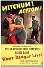 Фильм «Где живет опасность» (1950)