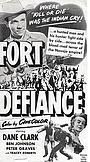 Фильм «Непокорный форт» (1951)