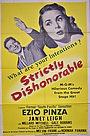Фильм «Strictly Dishonorable» (1951)