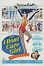 Фільм «The I Don't Care Girl» (1953)