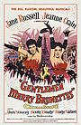 Фильм «Джентльмены женятся на брюнетках» (1955)