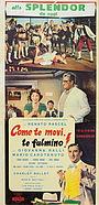 Фільм «Come te movi, te fulmino!» (1958)