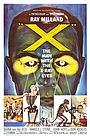 Фільм «Х: Людина з рентгенівським зором» (1963)