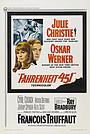 Фільм «451 градус за Фаренгейтом» (1966)