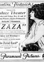 Фільм «Заза» (1915)