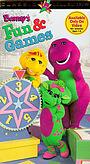 Фильм «Barney's Fun & Games» (1996)