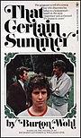 Фильм «That Certain Summer» (1972)
