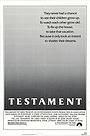 Фільм «Заповіт» (1983)