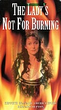 Фильм «The Lady's Not for Burning» (1987)