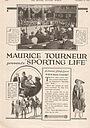 Фільм «Спортивная жизнь» (1918)